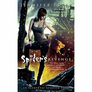 Spider's Revenge (Elemental Assassin, nr. 5)