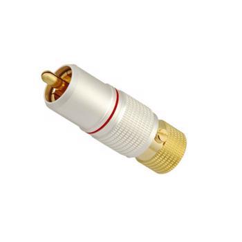 Conector RCA KaCsa Audio RP-245GT