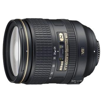 Obiectiv Foto Nikon AF-S 24-120mm f4G ED VR jaa811da