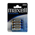 Accesorii / Set 4 baterii alkaline AAA R3 Maxell