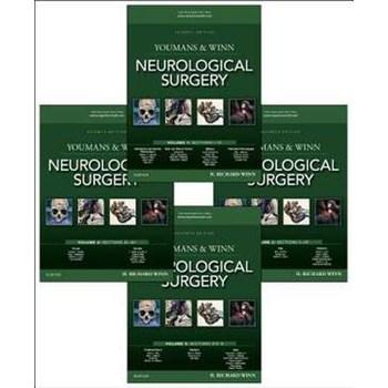 Youmans and Winn Neurological Surgery, 4-Volume Set. Youmans & Winn Chirurgie neurologică (Bestsellers cărți Neurochirurgie)