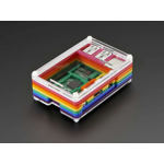 Cutie Rainbow Pibow pentru Raspberry Pi Model B+, V2