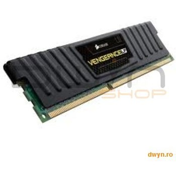 Corsair DDR3 8GB 1600MHz, 1x8GB, 10-10-10-27, radiator Vengeance LP, 1.5V