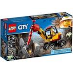 Lego City - ciocan pneumatic pentru minerit 5-12 ani (60185)