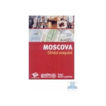 Moscova - Ghidul orasului 973-675-384-8