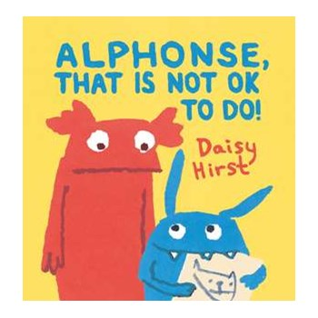 Alphonse, That Is Not OK to Do!