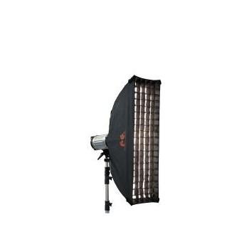 Accesoriu tip fagure pt softbox Velcro 80x120cm