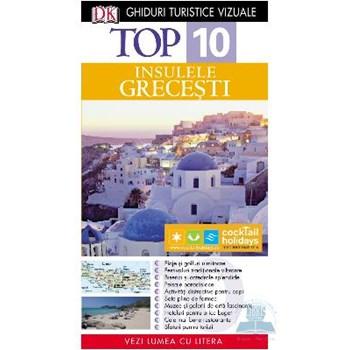 Top 10. Insulele grecești Ghiduri turistice
