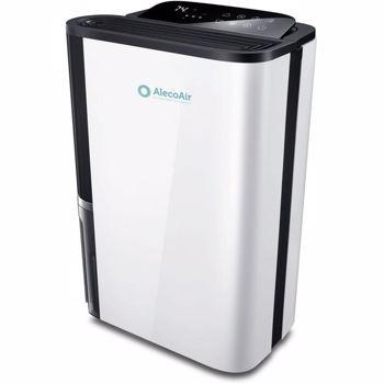 Dezumidificator si purificator cu consum redus de energie AlecoAir D23 CLASSY 23 L zi Functie Uscare Rufe Ionizare