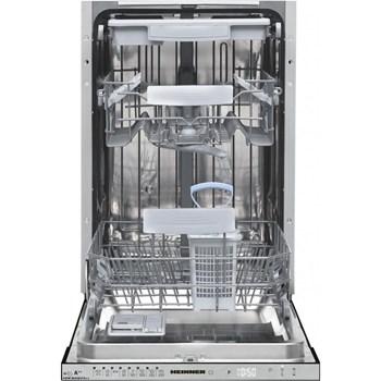 Masina de spalat vase incorporabila Heinner HDW-BI4583TA++, 10 seturi, clasa energetica A++, control touch, display LED, 8 programe de spalare