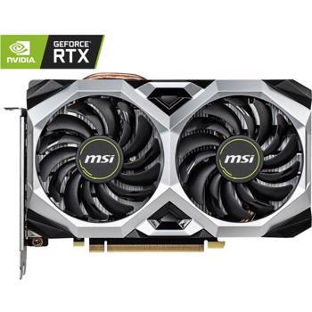 Placa video MSI GeForce RTX 2060 VENTUS XS 6GB GDDR6 192-bit