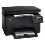 Multifunctional laser color HP LaserJet Pro MFP M176n, A4, USB, Retea