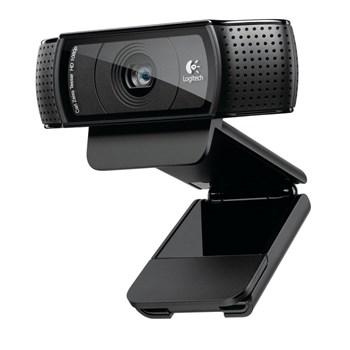 Camera Web Logitech C920, 1080p, USB, negru
