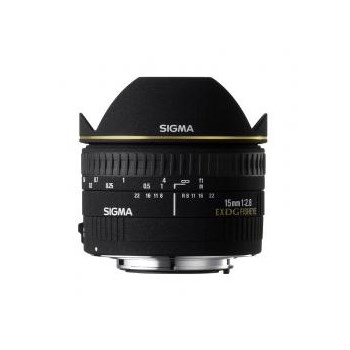 Sigma 15mm F2.8 EX fisheye Obiectiv pentru Canon EF