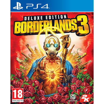 Joc PS4 Borderlands 3 Deluxe Edition
