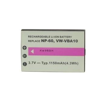 Power3000 PL60B.053 - acumulator tip Panasonic NP30/NP60, 1150mAh