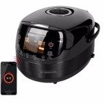 Multicooker Smart Redmond RMC-M92S-E, 1000W, 5l, control aplicatie mobila prin Bluetooth, 17 programe automate si 134 manuale