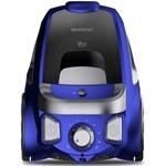 Daewoo Aspirator fara sac RCC-230L/3A, 800 W, 2.5 l, tub telescopic din metal, albastru