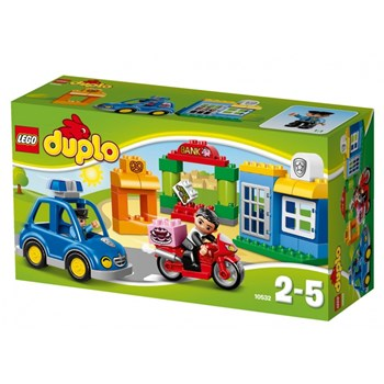 LEGO DUPLO Ville 10532: My First Police Set