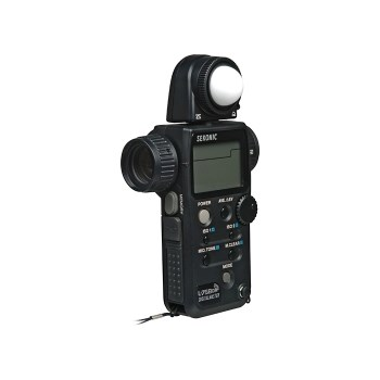 Flashmeter Digital Sekonic L-758DR