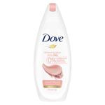 Gel de dus Dove cu argila roz 500 ml