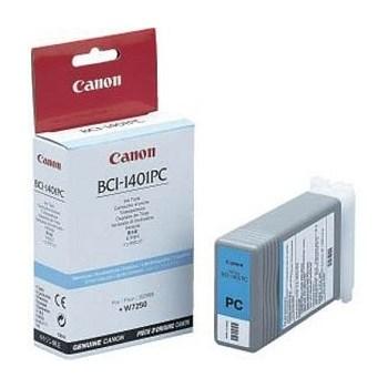 Cartus cerneala BCI-1401PC cyan foto Canon 130ml