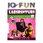 Iq Fun - Labirinturi - Antreneaza-Ti Mintea! 4+ Ani