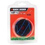 Mosor cu 2 fire de nylon BLACK & DECKER A6441, 1.5m, 2 x 6m