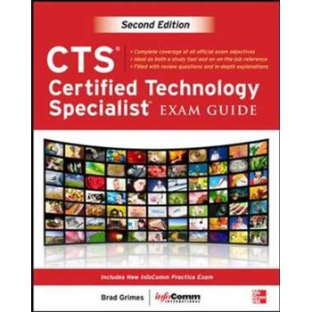 Cts Certified Technology Specialist Exam Guide Second Edition 9780071807968