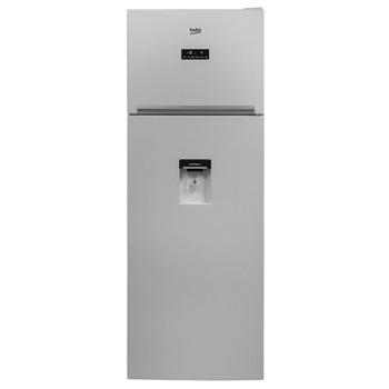 Frigider cu 2 usi Beko RDNE535E20DZM, A+, 392+103 litri, latime 70 cm, no frost