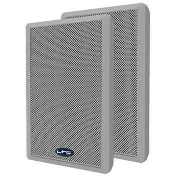 Set boxe sonorizare extra plata 5 inch/2cai 30w rms alb ssp501f-w