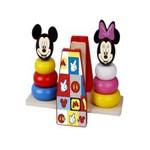 Turnuri de stivuire in echilibru,Minnie si Mickey, Disney