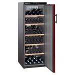 Liebherr Vitrina de vin WTr 4211, 377 L, Clasa A, Negru