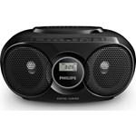 Microsistem audio Philips, AZ318B/12, CD Player, tuner FM, USB, AUX, 3W