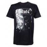 Tricou Fallout 4 Brotherhood Of The Steel, Tshirt XL