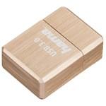 Memorie USB Hama Micro Cube 64GB USB 3.0 Gold