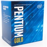 Intel Pentium Gold G6405 procesoare 4,1 GHz 4 Mega bites Cache inteligent Casetă
