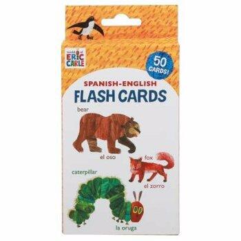 World of Eric Carle - Spanish-English Flash Cards