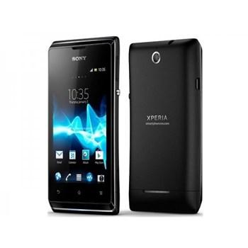 Telefon mobil Sony Xperia E, Black