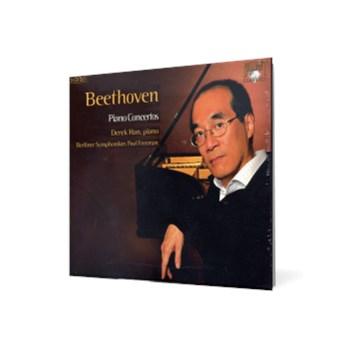 BEETHOVEN Piano Concertos 1-5 (3CDs)
