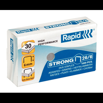 Capse Rapid, strong, 26/6, 20