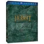Hobbitul 2: Dezolarea lui Smaug Editie extinsa cu 3 discuri Blu-ray