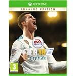 Joc EA Sports FIFA 18 Ronaldo Edition pentru Xbox One