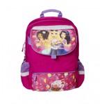 Ghiozdan scoala Starter Plus roz - Friends Cupcake
