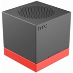 Resigilat: HTC BoomBass - Boxa portabila NFC, Negru/Rosu - RS125020293