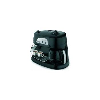 Aparat de Cafea Delonghi Combi BCO 120, 1700 W, Espresso, Cappuccino, Cafea la filtru