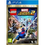 Lego Marvel Super Heroes 2 Deluxe edition, Playstation 4
