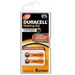 Baterii zinc-aer DURACELL DA 13 pentru aparat auditiv