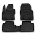 Set covorase auto Floor mats FORD Grand C-Max, 11/2010-, 5 buc.