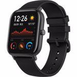 Ceas smartwatch Amazfit GTS, Obsidian Black